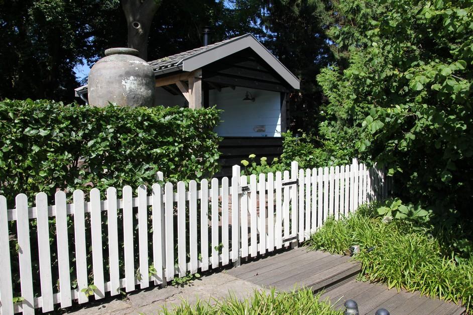 Schutting, hek & tuinmuren