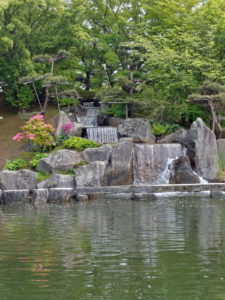 waterval-japanse-tuin